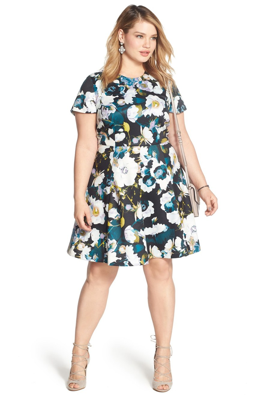 Nordstrom Anniversary Sale Plus Size Dress 4 - Alexa Webb