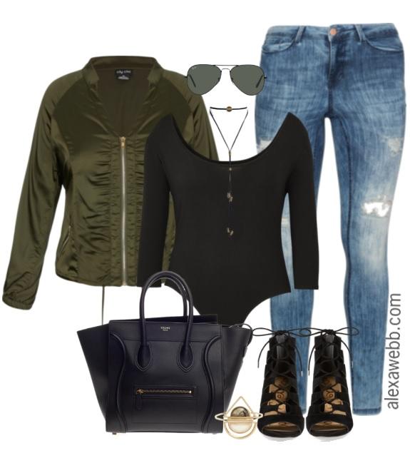 97326eb2d540c plus-size-bomber-jacket-outfit-alexa-webb-816 - Alexa Webb