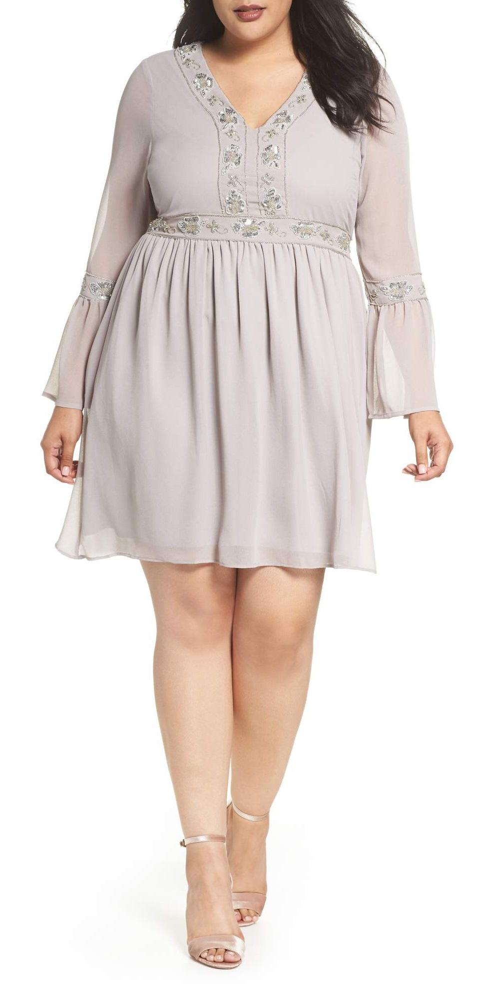 b5c78300e84 Spring Wedding Guest Dresses Plus Size