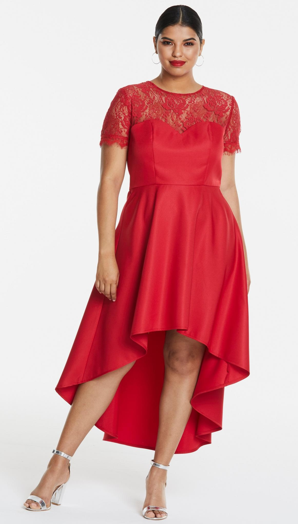 Plus Size Dress To Wear To Wedding As Guest